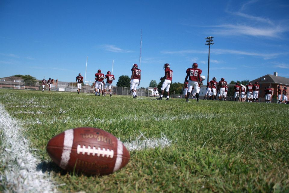 UMES club football 2012 by Valentine Anamelechi