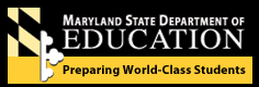 Maryland State Department of Education home